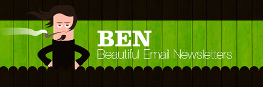 BEN (Beautiful Email Newsletters)